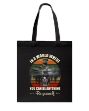 Rottweiler  Be Yourself Tote Bag thumbnail