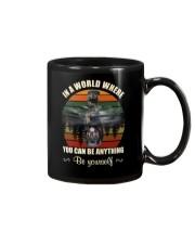 Rottweiler  Be Yourself Mug thumbnail