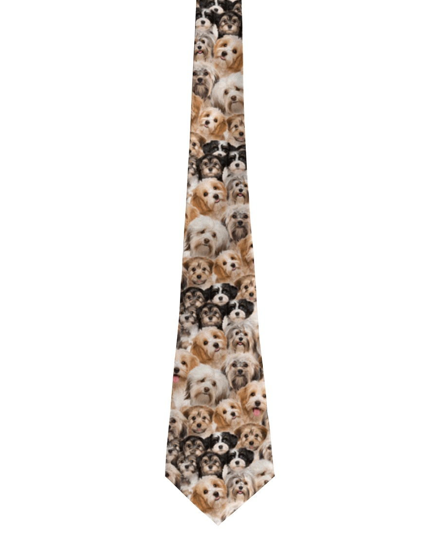 Havanese Awesome Tie Tie