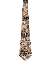 Havanese Awesome Tie Tie front