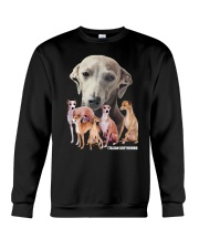 Italian Greyhound Awesome Family 0701 Crewneck Sweatshirt thumbnail