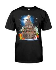Weimaraner  Pine Tree 0310 Classic T-Shirt thumbnail
