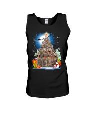 Weimaraner  Pine Tree 0310 Unisex Tank thumbnail