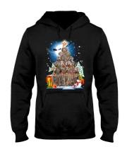 Weimaraner  Pine Tree 0310 Hooded Sweatshirt thumbnail