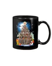 Weimaraner  Pine Tree 0310 Mug thumbnail
