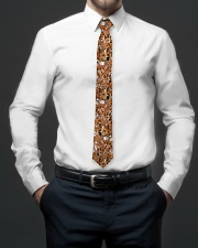Basenji Awesome Tie Tie aos-tie-lifestyle-front-01