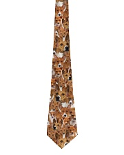 Basenji Awesome Tie Tie front