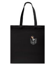 Rottweiler Skeleton Pocket 0712 Tote Bag thumbnail