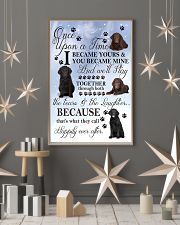 Curly-Coated Retriever I Became Yours 1001  11x17 Poster lifestyle-holiday-poster-1