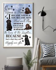Curly-Coated Retriever I Became Yours 1001  11x17 Poster lifestyle-poster-1