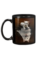 American Eskimo Dog Believe Mug back