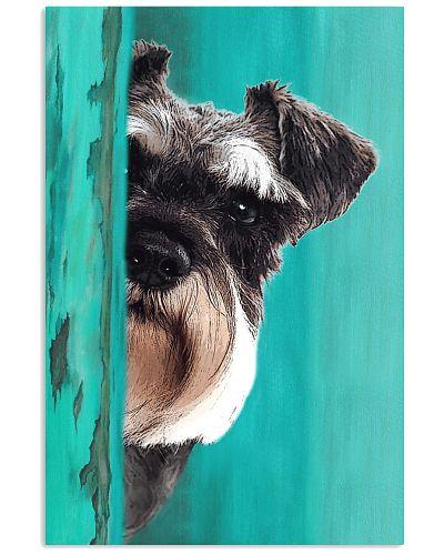 Miniature-Schnauzer Gorgeous Poster 2501