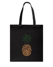 German Shepherd Pineapple Tote Bag thumbnail