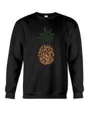 German Shepherd Pineapple Crewneck Sweatshirt thumbnail