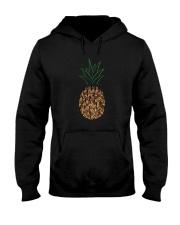 German Shepherd Pineapple Hooded Sweatshirt thumbnail