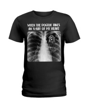 Newfoundland X - Ray 2901  Ladies T-Shirt thumbnail
