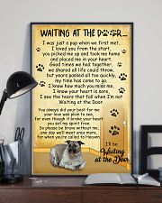 Anatolian-Shepherd Waiting At The Door Poster 2201 11x17 Poster lifestyle-poster-2