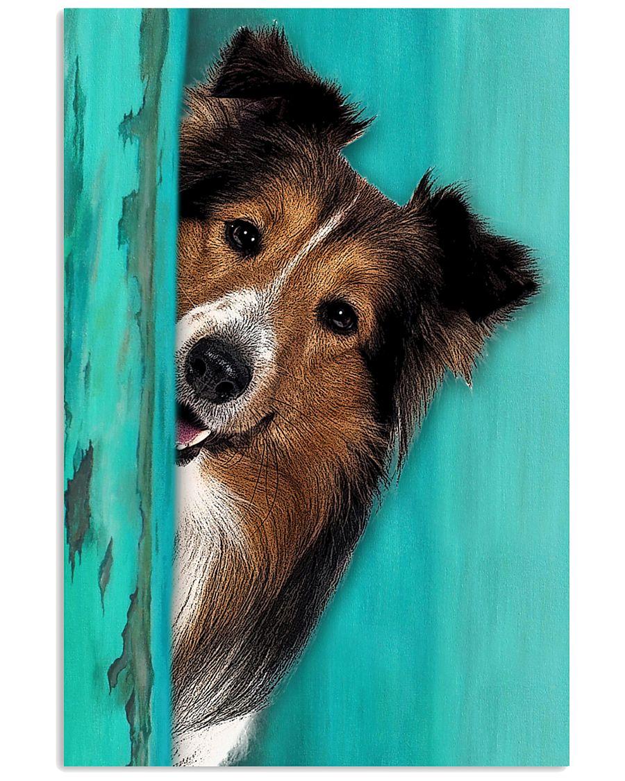 Shetland Sheepdog Gorgeous 11x17 Poster