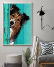 Shetland Sheepdog Gorgeous 11x17 Poster lifestyle-poster-1