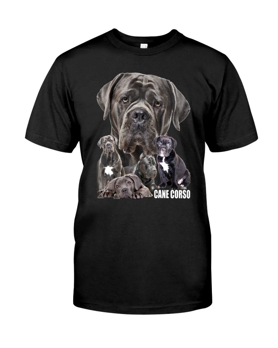 Cane Corso Awesome Family 0501 Classic T-Shirt