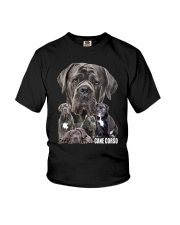 Cane Corso Awesome Family 0501 Youth T-Shirt thumbnail