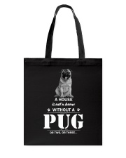 GAEA - Pug Home - 2610 - 87 Tote Bag thumbnail