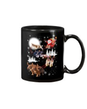 Cavalier King Charles Spaniel Reindeers 1909 Mug thumbnail