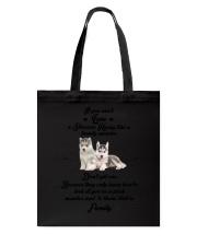 THEIA Siberian Husky Is My Family 1107 Tote Bag thumbnail