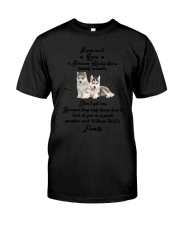 THEIA Siberian Husky Is My Family 1107 Classic T-Shirt thumbnail