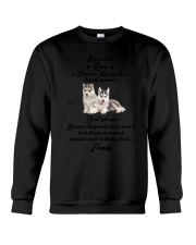 THEIA Siberian Husky Is My Family 1107 Crewneck Sweatshirt thumbnail