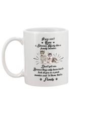THEIA Siberian Husky Is My Family 1107 Mug back