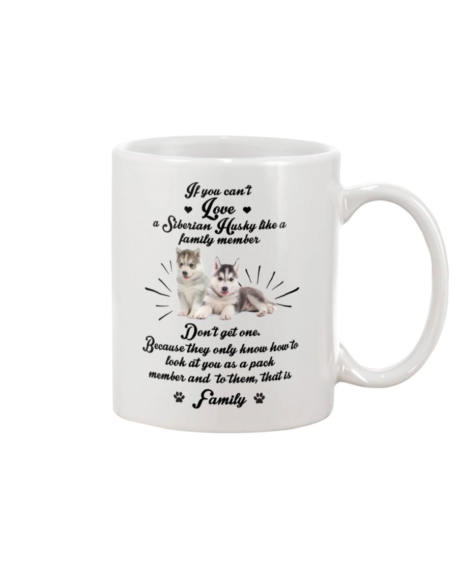 THEIA Siberian Husky Is My Family 1107 Mug