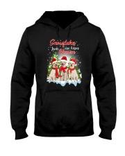 Labrador Retriever Snowflakes Are Kisses 0510 Hooded Sweatshirt thumbnail