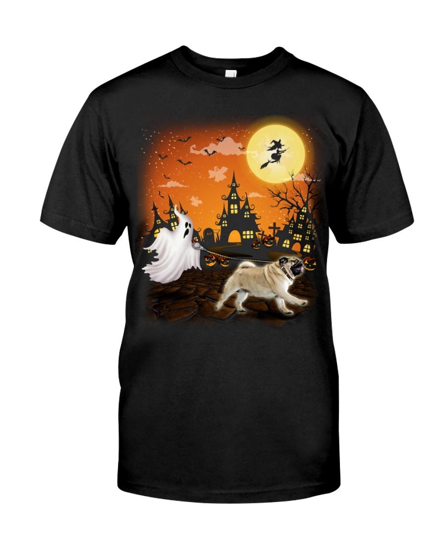 GAEA - Pug - 1509 - 3 Classic T-Shirt