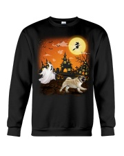 GAEA - Pug - 1509 - 3 Crewneck Sweatshirt thumbnail