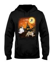 GAEA - Pug - 1509 - 3 Hooded Sweatshirt thumbnail
