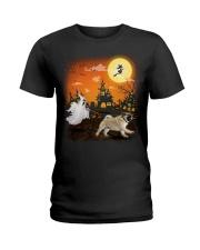 GAEA - Pug - 1509 - 3 Ladies T-Shirt thumbnail