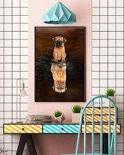 Griffon Bruxellois Believe 11x17 Poster lifestyle-poster-6
