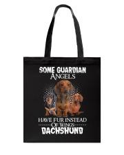 Dachshund Wing - 2709 - 54 Tote Bag thumbnail