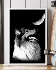 Collie Look Moon 11x17 Poster lifestyle-poster-4