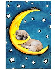 Shih Tzu Sleeping Moon Poster 2201 11x17 Poster front