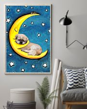 Shih Tzu Sleeping Moon Poster 2201 11x17 Poster lifestyle-poster-1