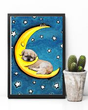 Shih Tzu Sleeping Moon Poster 2201 11x17 Poster lifestyle-poster-8