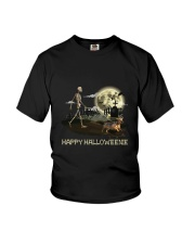 THEIA Dachshund Halloweenie 2703  Youth T-Shirt thumbnail