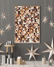 Bulldog Good 11x17 Poster lifestyle-holiday-poster-1