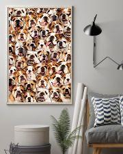 Bulldog Good 11x17 Poster lifestyle-poster-1