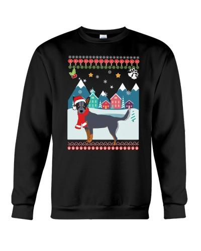 Australian Cattle Dog Christmas 0210
