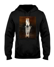 Akita Reflection Mug 1312 Hooded Sweatshirt thumbnail