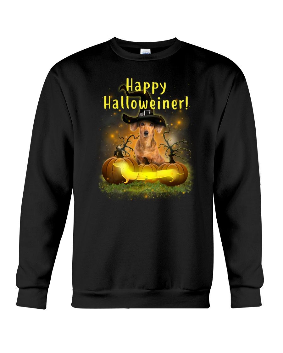 Happy Halloweiner Crewneck Sweatshirt