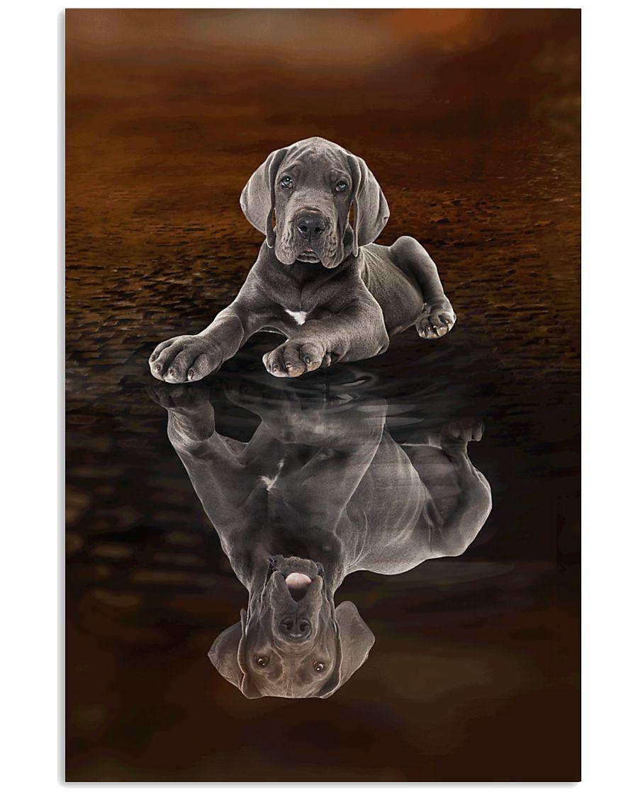 Great Dane Believe 11x17 Poster